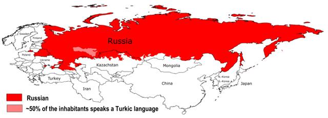 Kako najbrže progovoriti ruski jezik